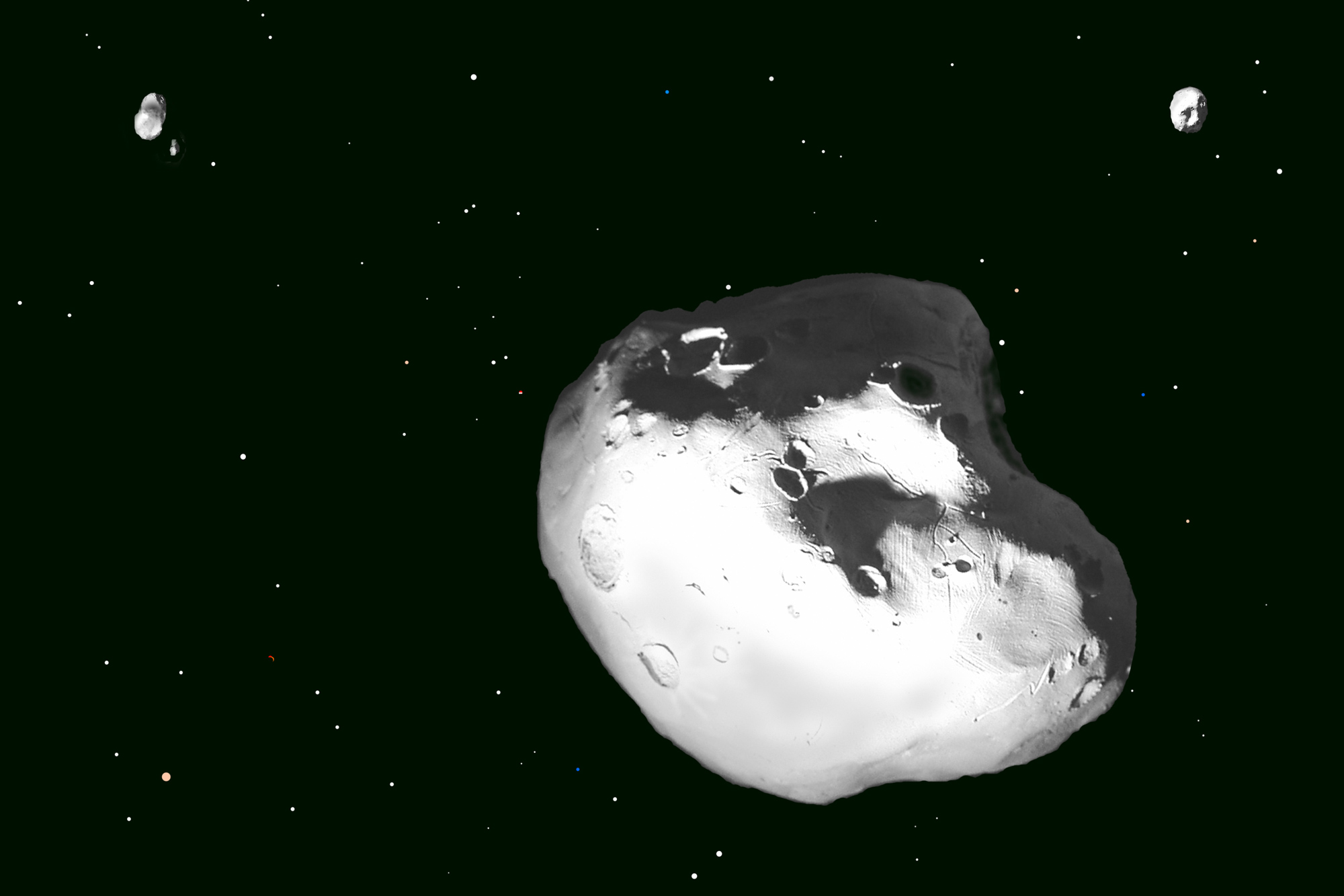 largest of asteroids - photo #4