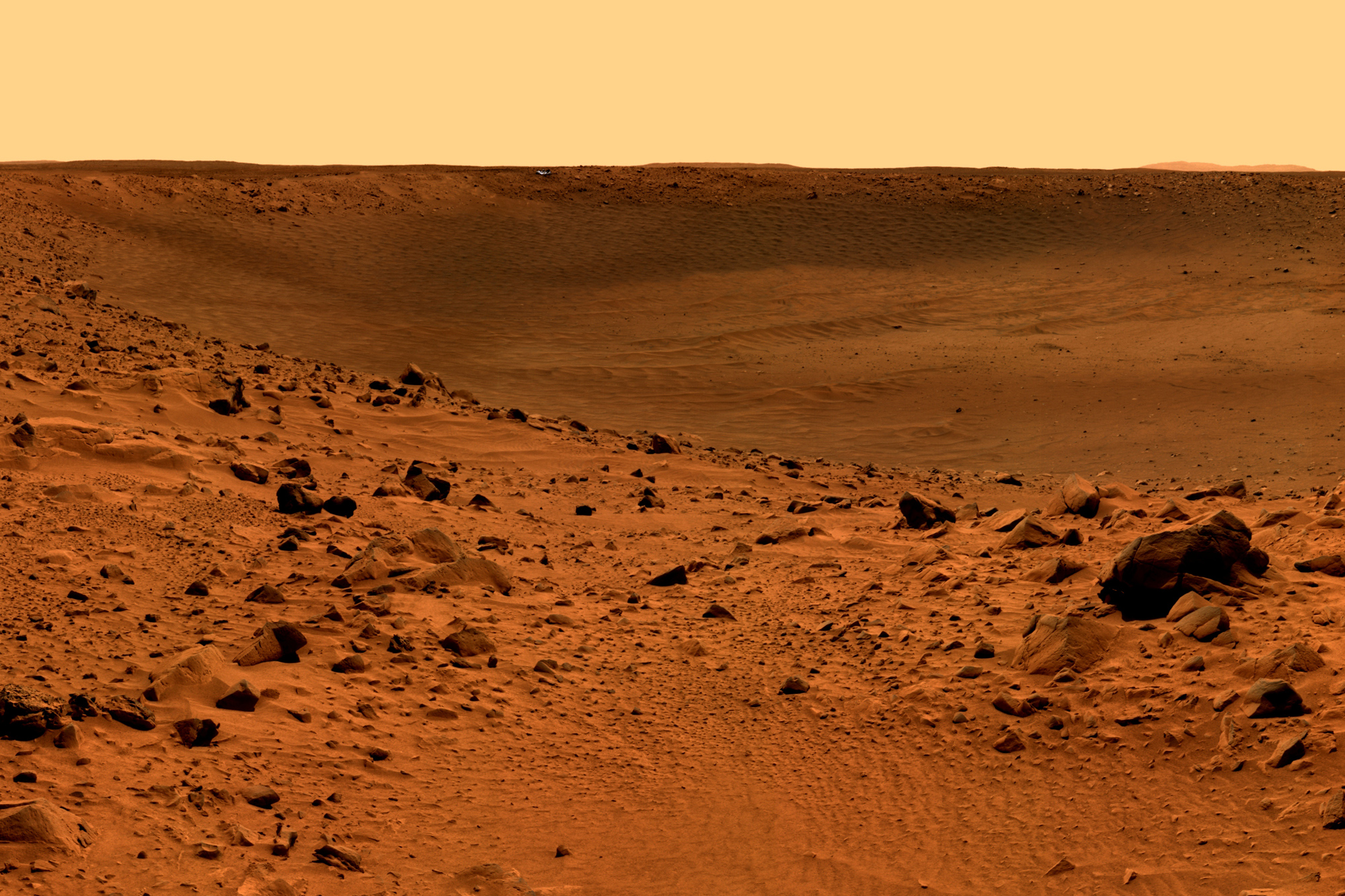 Mars 4th planet from sun red planet habitable rovers - Mars wallpaper ...