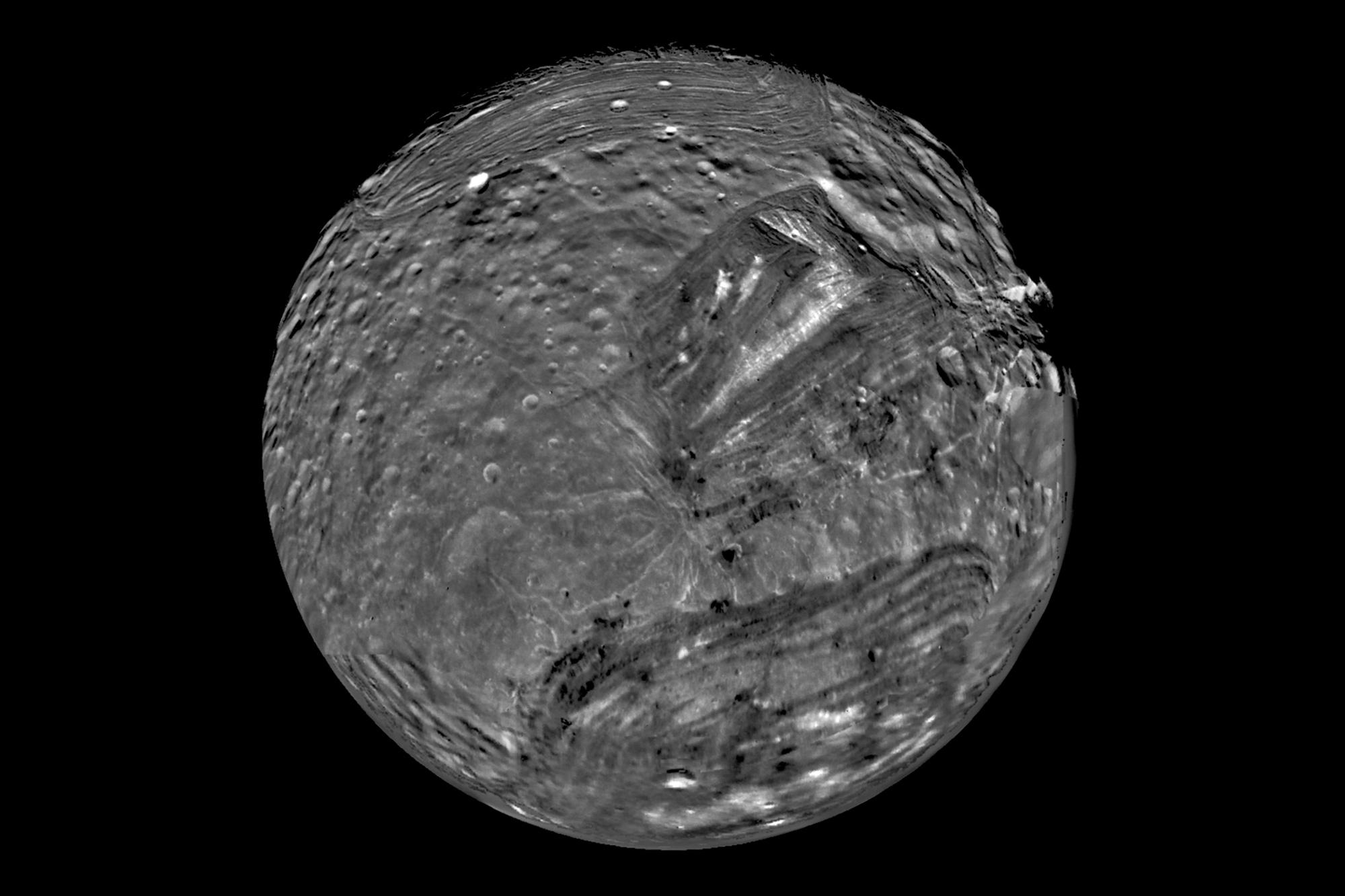 ophelia moon of uranus - photo #10