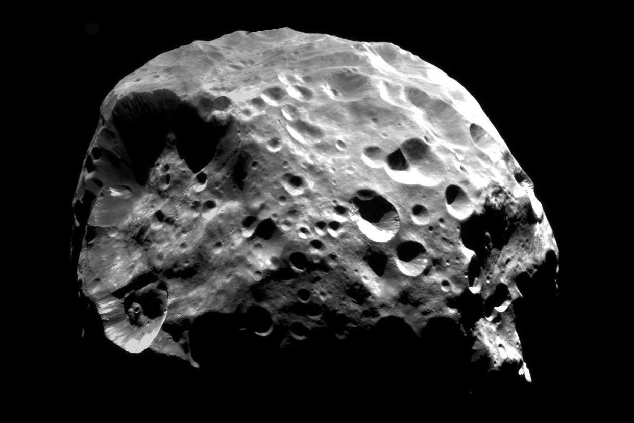 Saturn S Satellites Moons Groups Trojan Moons