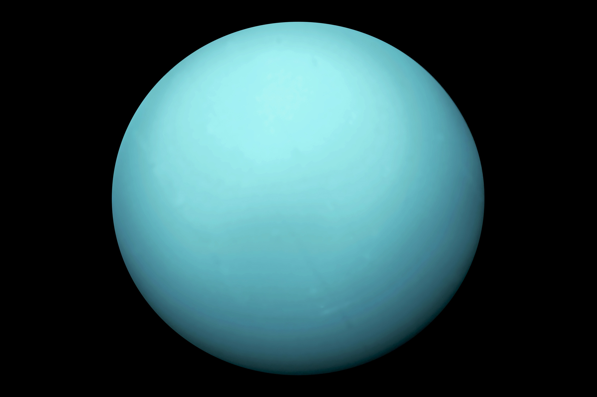 uranus hubble images - HD 2000×1333