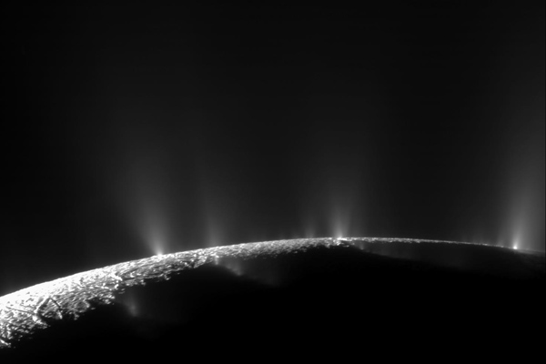 The Geyser Basin of Enceladus