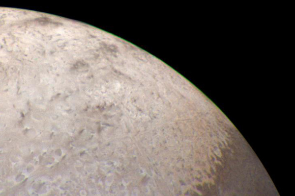 The Limb of Triton