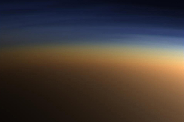 Titan's upper atmosphere