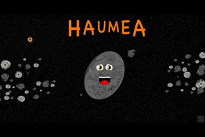Haumea: Song for kids