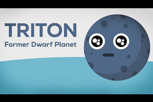 How to catch a Dwarf Planet - Triton