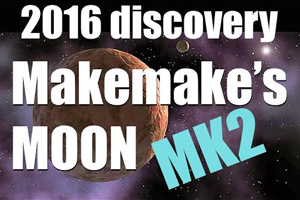 Makemake and its moon facts