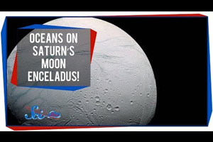 Oceans on Saturn's Moon Enceladus