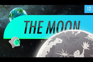 The Moon: Crash Course Astronomy