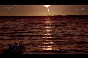 Why no Waves in Titan's Oceans